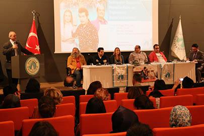 """""""Seksenler"""" ekibi Üsküdar Üniversitesi'nde 3"""