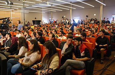 """Üsküdar Üniversitesi """"Adil Oyun"""" programına ev sahipliği yaptı 4"""