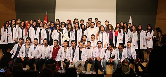 Ergoterapi ve Odyoloji öğrencileri önlüklerini giyindi! 3