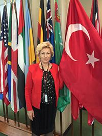Prof.Dr. Sevil Atasoy, BM Uluslararası Uyuşturucu Kontrol Kurulu'na ikinci kez seçildi.