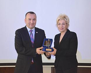 Prof. Dr. Sevil Atasoy Çanakkale'de Hukukçularla buluştu... 2