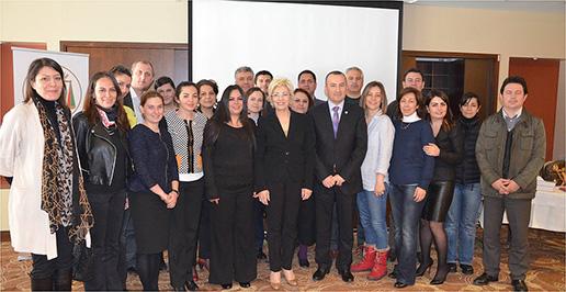 Prof. Dr. Sevil Atasoy Çanakkale'de Hukukçularla buluştu...