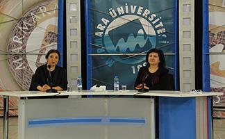 """Prof. Dr. Nazife Güngör """"Yeni Medya Sosyolojisi Seminerleri"""" nde konuştu"""