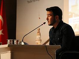 Ahmet Turgut ve Kum Sanatı Sanatçısı Çelikdemir Üsküdar Üniversitesi'ndeydi…