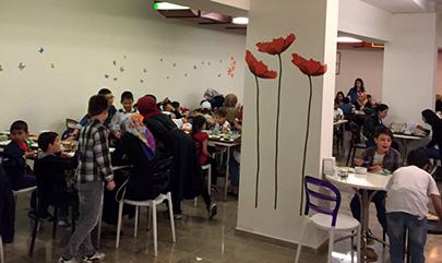 Çocuklar Üsküdar Üniversitesi Çocuk Şenliğinde eğlendi…