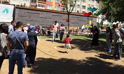 Çocuklar Üsküdar Üniversitesi Çocuk Şenliğinde eğlendi… 4