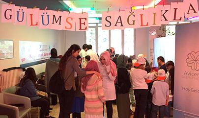 Çocuklar Üsküdar Üniversitesi Çocuk Şenliğinde eğlendi… 6