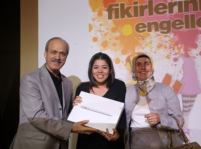 "High School Students Competed with ""their ideas"" at Üsküdar University 2"