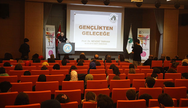 "High School Students Competed with ""their ideas"" at Üsküdar University 4"