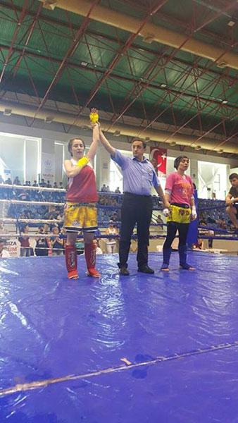 Üsküdar Üniversitesi'ne 1 gümüş 1 bronz madalya daha 2