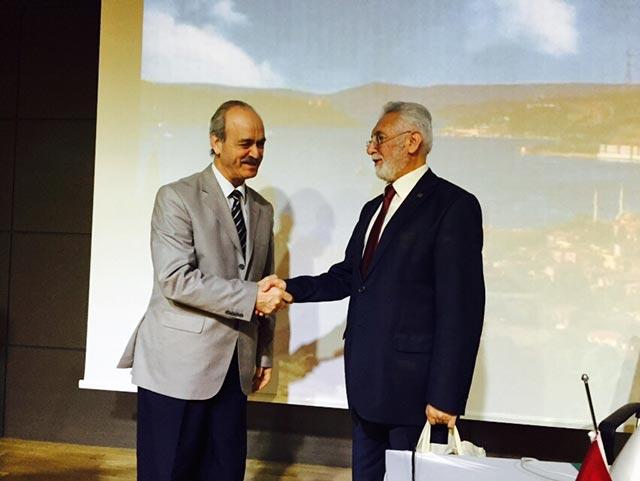 Üniversite Kültürü Derslerinin Konuğu Mardin Artuklu Rektörü Prof. Dr. Ahmet Ağırakça oldu 3