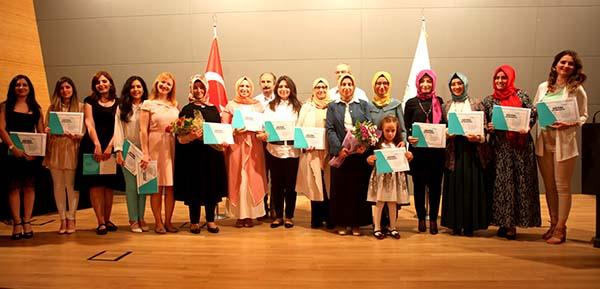 4. Dönem Aile Danışmanları sertifikalarını aldı 2