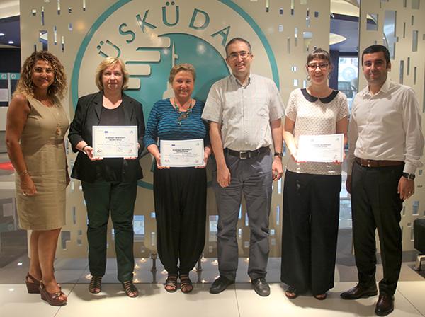Üsküdar Üniversitesi akademik ve idari çalışmalarıyla model oluyor