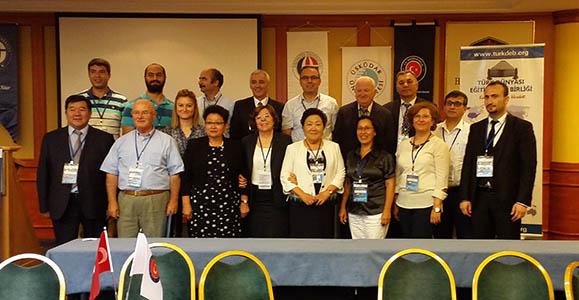 Üsküdar Üniversitesi, II. Türk Dünyası Eğitim, Kültür ve Birliktelik Çalıştayı'na katıldı
