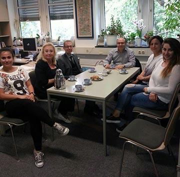 Öğrencilerimiz Adli Psikoloji stajı için Bremen Üniversitesi'nde 2