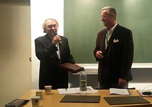 Türk Bilim İnsanına Başkanlık Ödülü